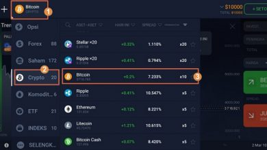 Photo of Cara Menggunakan IQ Option Untuk Trading Cryptocurrency